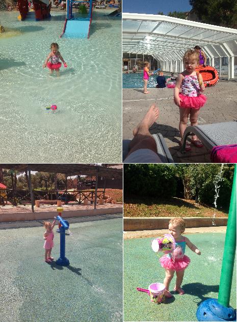Holiday village majorca splash pool