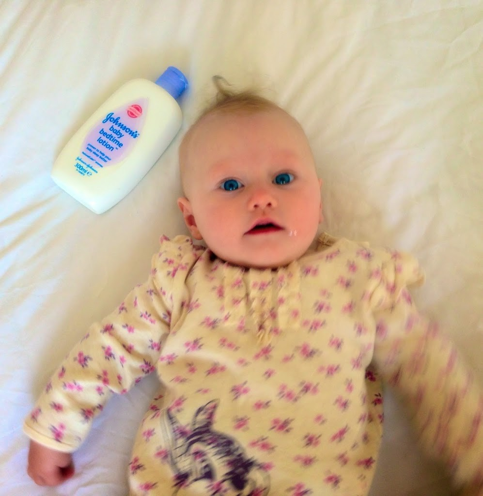 Johnson bedtime lotion – review
