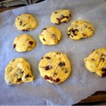 Disastrous scones