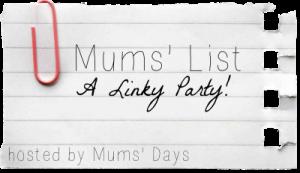Mums' Days