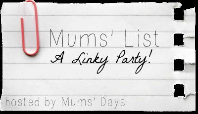 Mums List #2