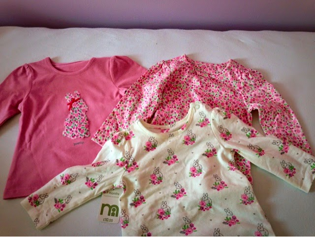 Baby clothes haul!