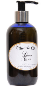 DermaEraze Miracle Oil from £15