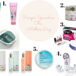 Pamper Mum This Mother's day