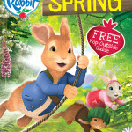 Peter Rabbit – Tales of the start of Spring DVD competition