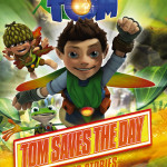 Tree Fu Tom DVD Competition