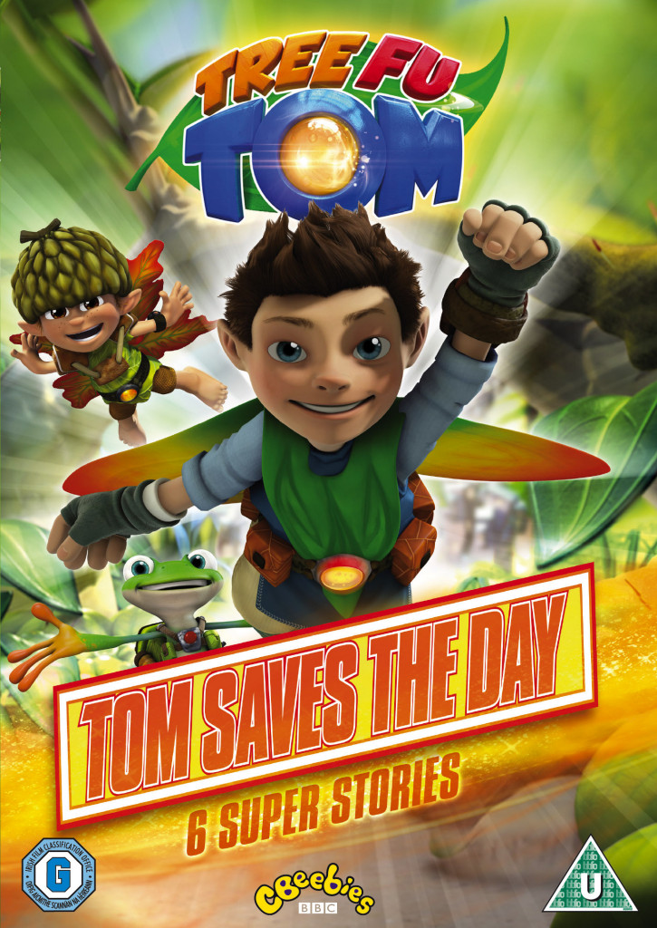 TFT_Tom Saves the Day DVD