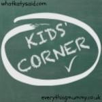 Kids Corner #3
