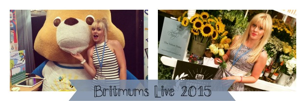 I went to Britmum's Live!