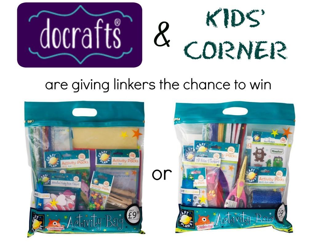 kids corner giveaway