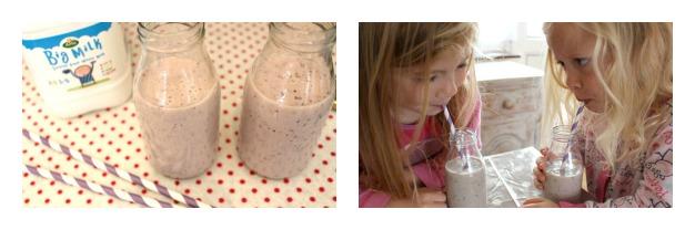 Big Milk Smoothies!