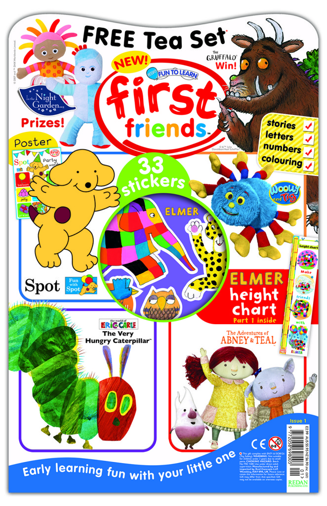 First Friends Magazine Competition