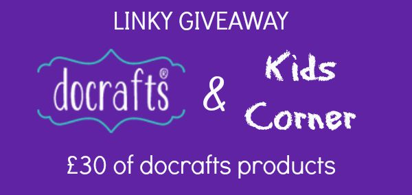 docrafts 30 pound giveaway