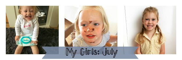my girls july