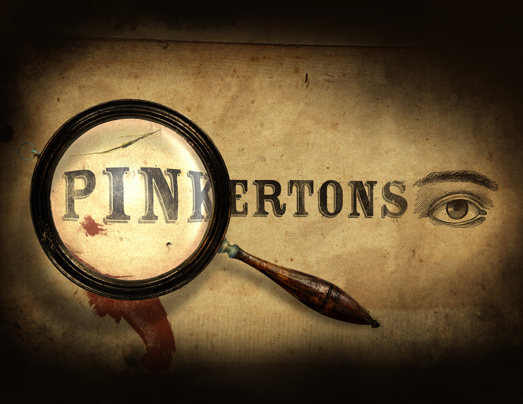 The Pinkertons Logo