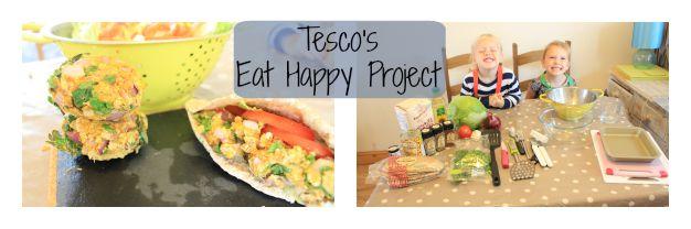 Tesco's Eat Happy Project
