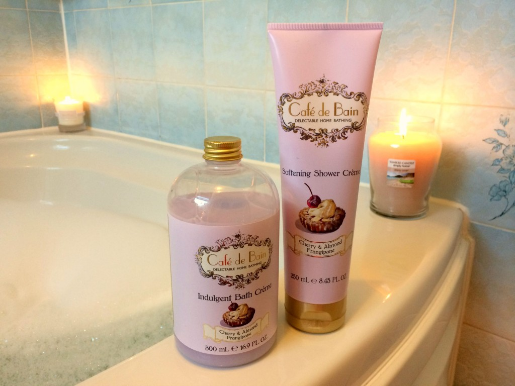Cafe de Bain Review & Giveaway - Everything Mummy