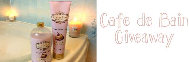 Cafe de Bain Review & Giveaway