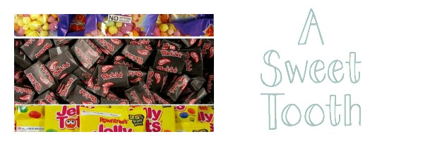 A sweet tooth