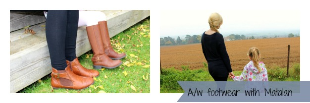 A/W footwear with Matalan
