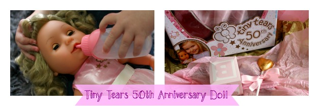 Tiny Tears 50 Year Anniversary Doll