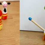 Wood and Wonder toys review & giveaway