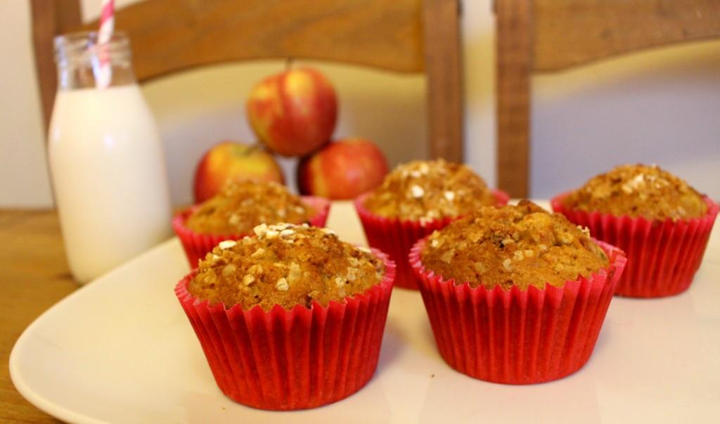 autumn muffins 1