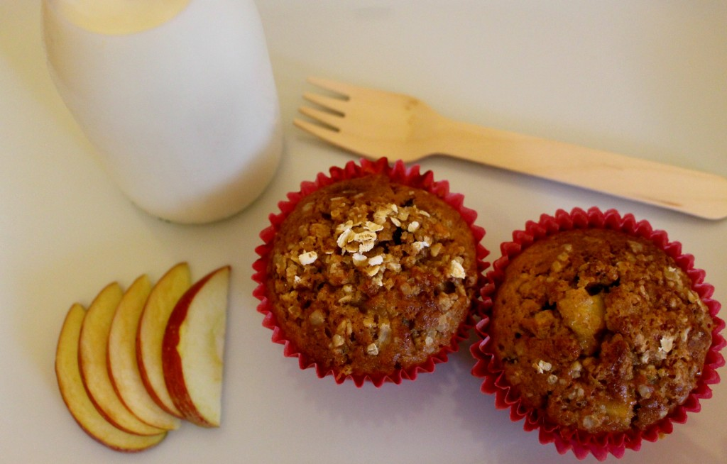 autumn muffins 2