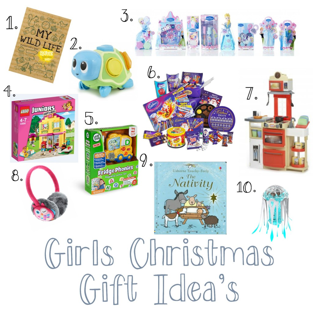 girls gift guide