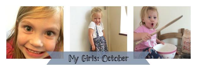 My Girls: October