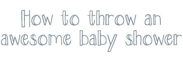 baby shower fi