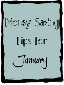 money saving in jan