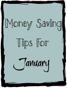 money saving in jan