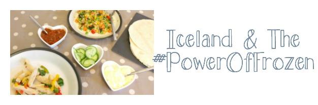 Iceland & The #PowerOfFrozen