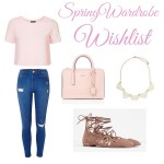 Spring Wardrobe Wishlist