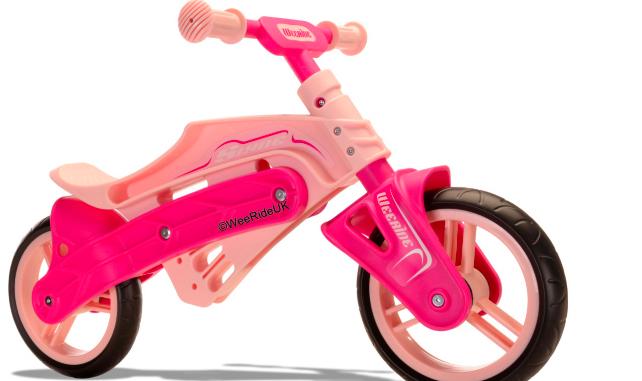 WeeRide Slyde Pink