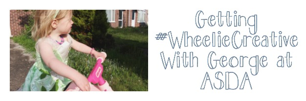Getting #WheelieCreative With George At ASDA