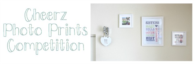 Cheerz photo prints competition