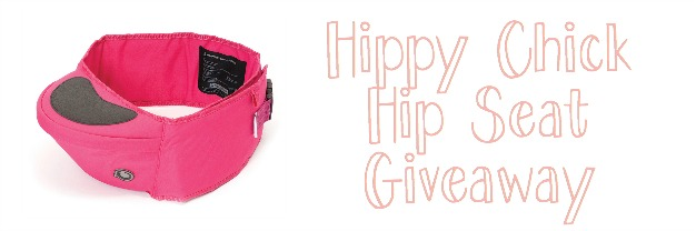 Hippy Chick Hip Seat Giveaway