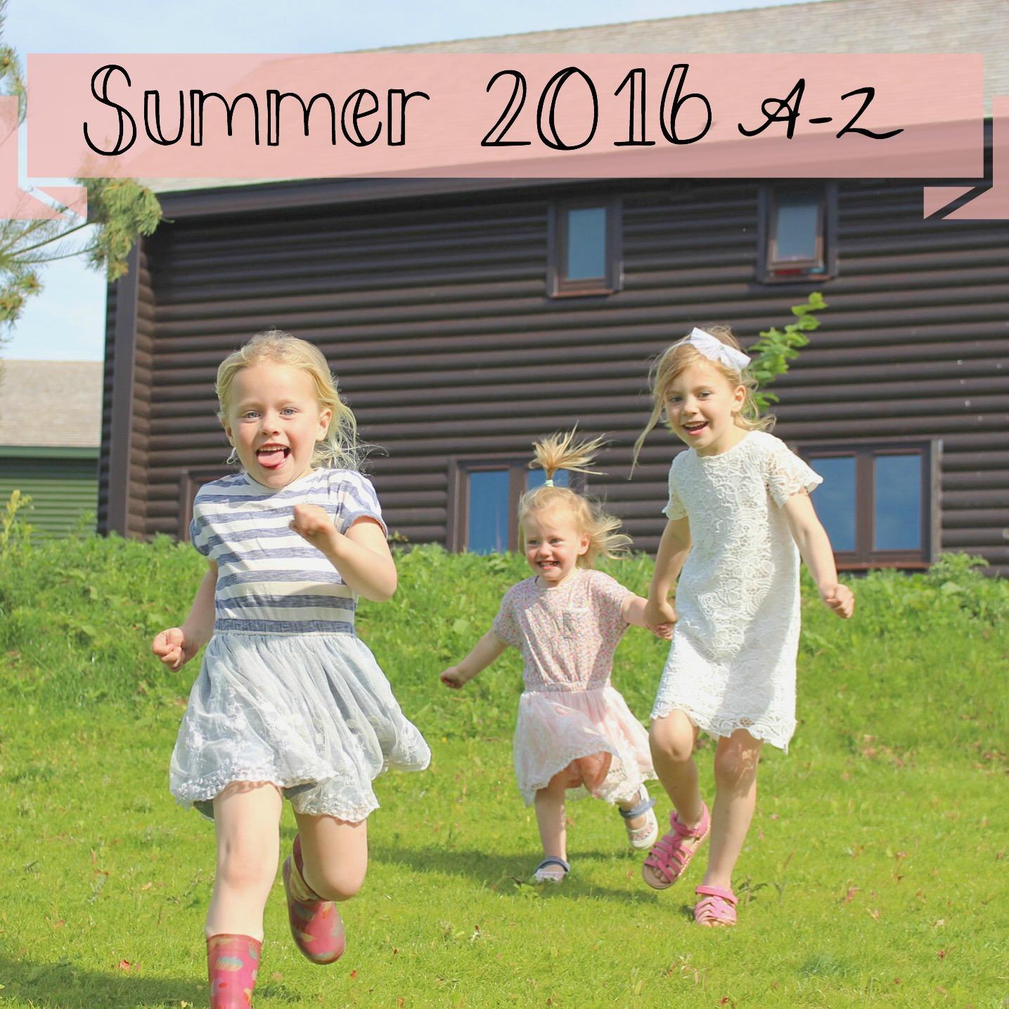 summer A-Z