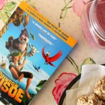 Fruity Snacks with Robinson Crusoe
