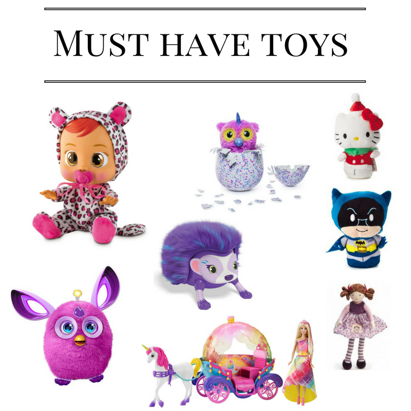 2016 must have toys