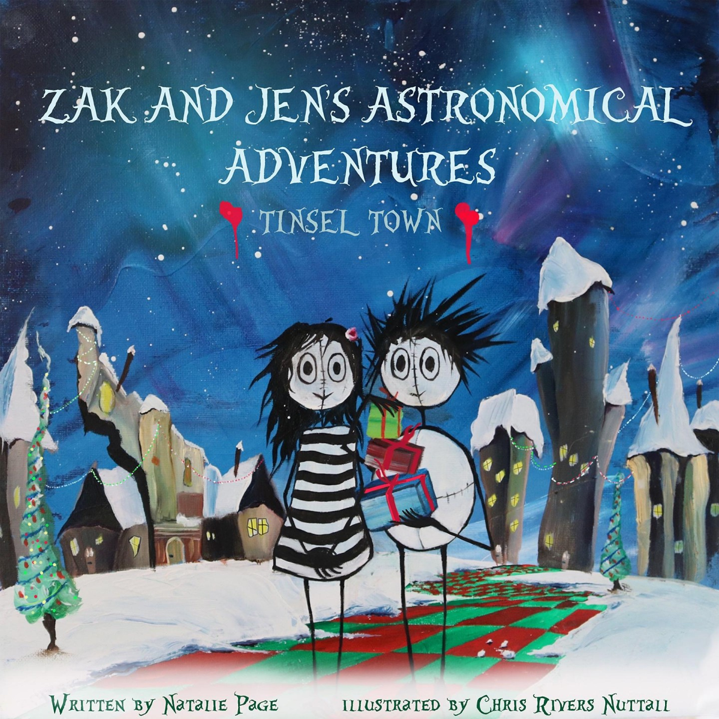 Zak and Jen's Astronomical Adventures - Tinsel Town