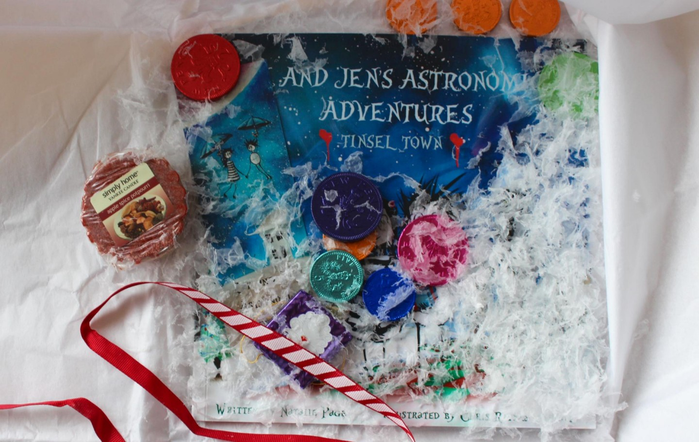Zak and Jen's Astronomical Adventures – Tinsel Town