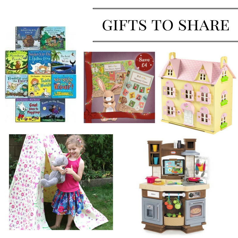 gifts ideas to share