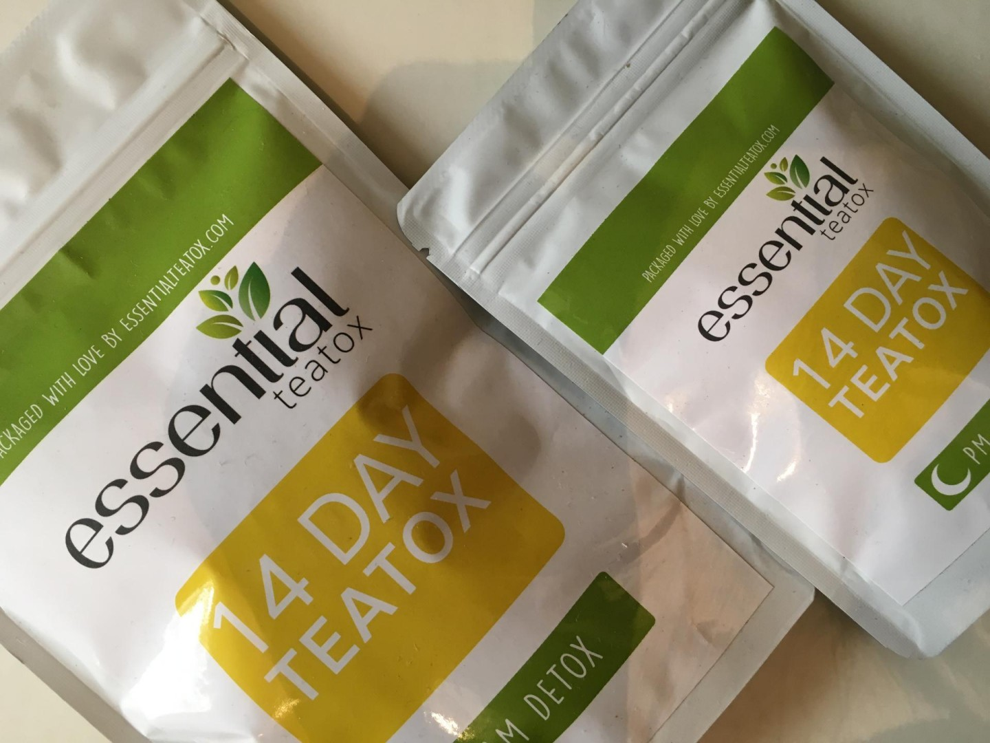 A 14 Day Essential Teatox Detox