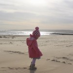 A beach walk rocking 3Pommes