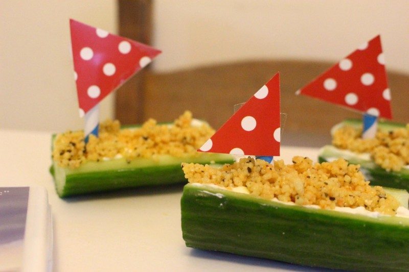 Stuffed Snozzcumber's