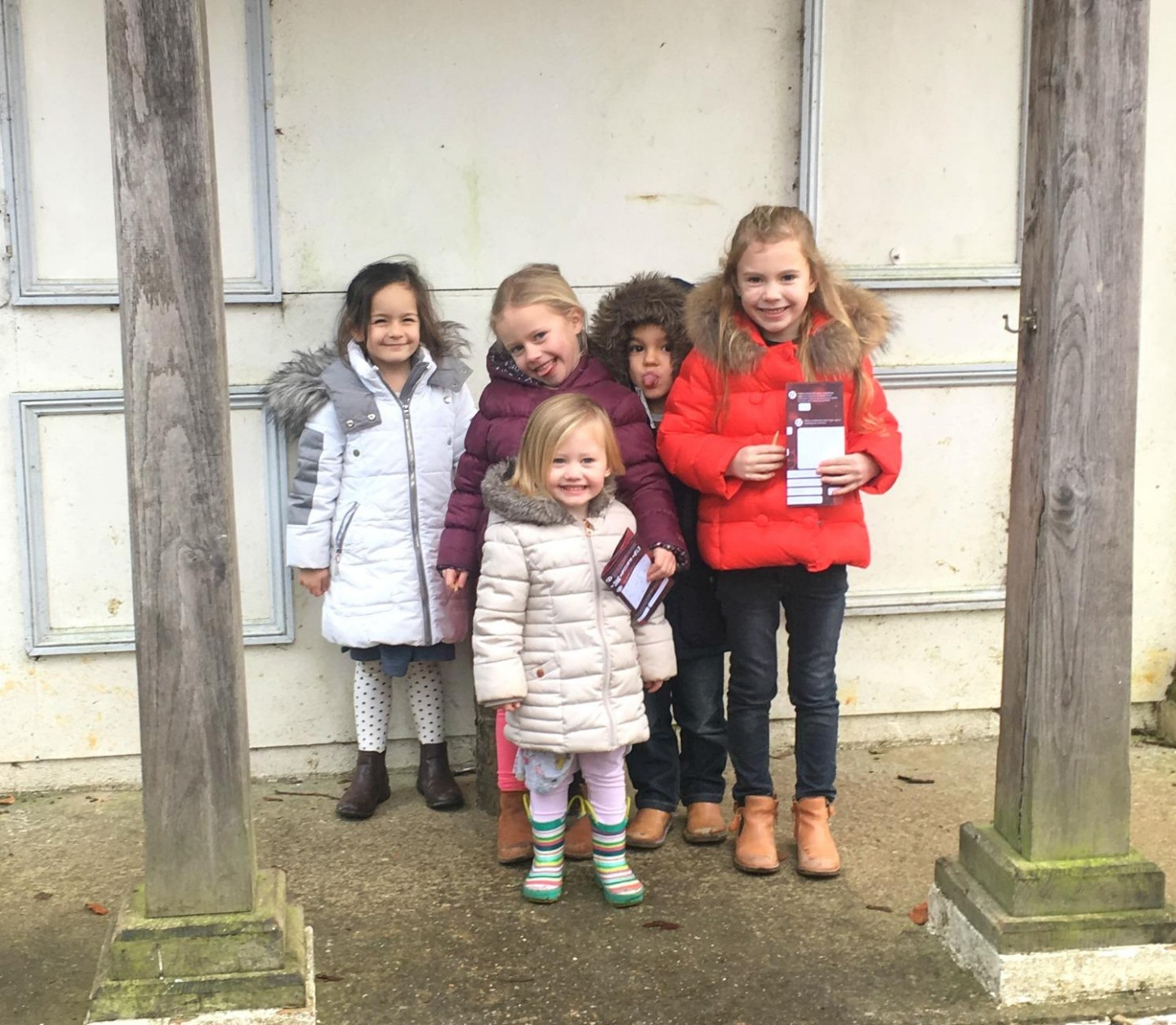 National Trust Hinton Ampner Christmas Trail