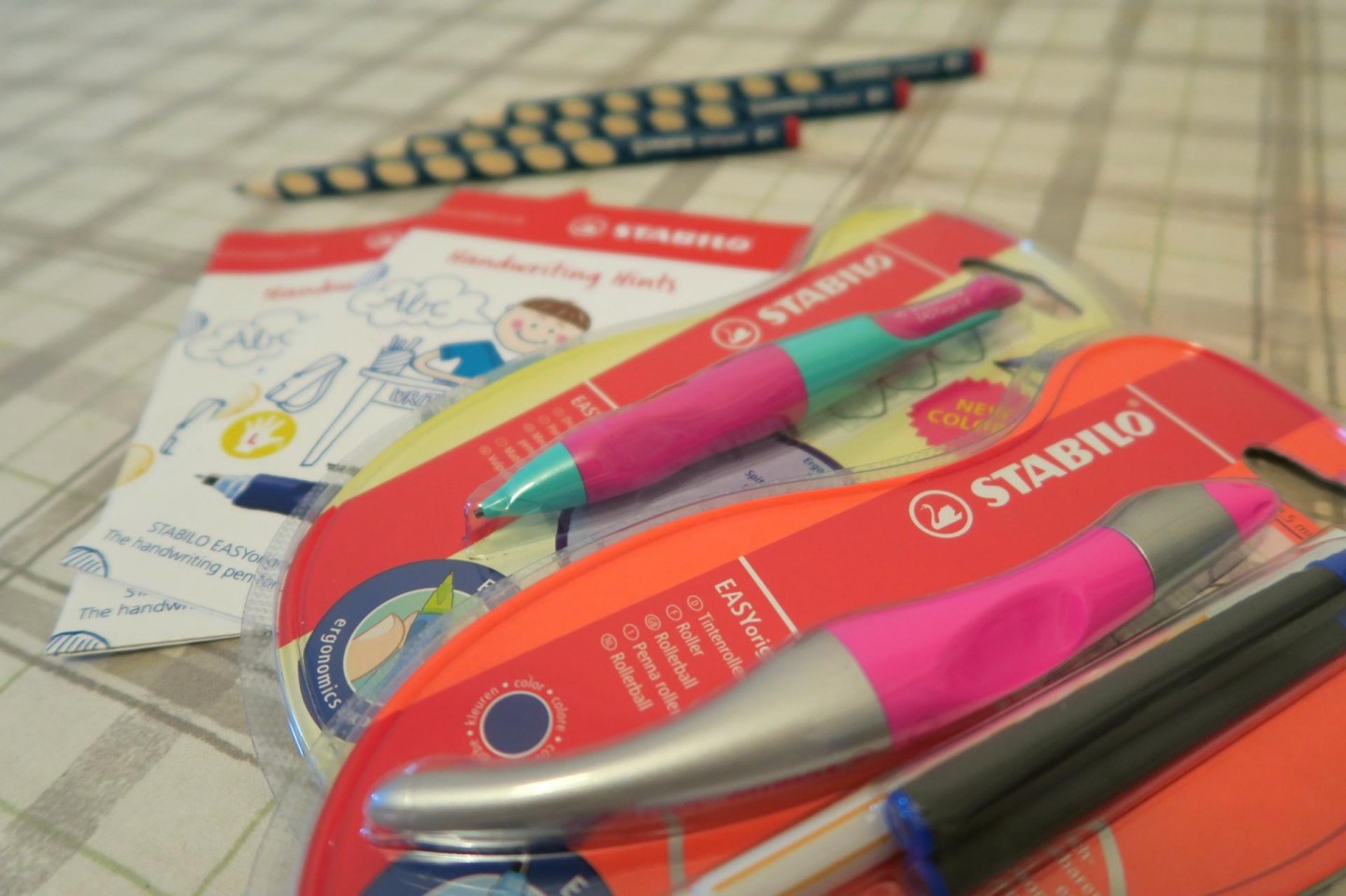 STABILO handwriting pens